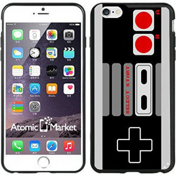 [holiczone] Old School Gaming Controller Case / Cover For Iphone 6 Plus 6S Plus 5.5 Inch b/205225