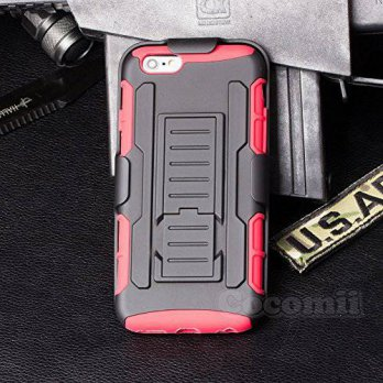 [holiczone] iPhone 6S / iPhone 6 Case, Cocomii [HEAVY DUTY] iPhone 6S / iPhone 6 Robot Cas/205596