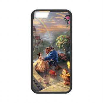 [holiczone] Beauty and the Beast case iPhone 6 Case,iPhone 6 (4.7) Case [Beauty and the Be/209672