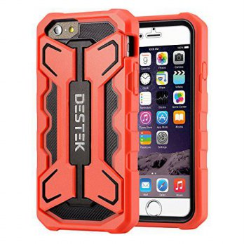 [holiczone] iPhone 6 Case, DESTEK WING Series Heavy Duty Case for 4.7 inch iPhone 6 All-ar/213017