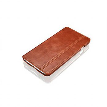 [holiczone] KAVAJ iPhone 6S Plus and iPhone 6 Plus leather case cover Dallas cognac brown /214119