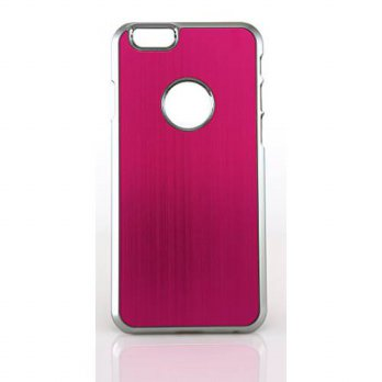 [holiczone] Grand Winged iPhone 6 Case (4.7 Inch) BRUSHED ALUMINUM with CHROME. Slim fit -/215687