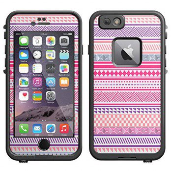 [holiczone] TrekSkins Skin Decal for LifeProof Apple iPhone 6 Case - Aztec Andes Vintage T/217927