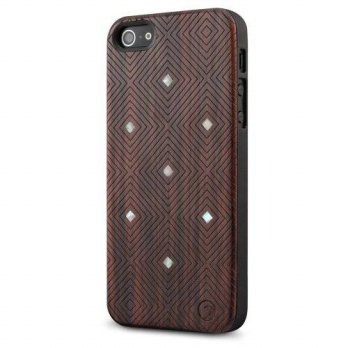 [holiczone] Marware Wood Series Case for iPhone 5S - Retail Packaging - Orion/219666