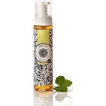 [holiczone] HollyBeth Organics - Geranium Foaming Face + Body Wash/225982