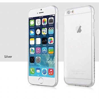 [holiczone] Apple iPhone 6 | 6S Clear Case, Case Army Dust Proof Protection Scratch-Resist/226952