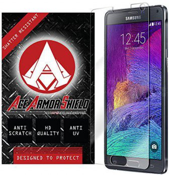 [holiczone] Ace Armorshield Ace Armor Shield Shatter Resistant Screen Protector for the Sa/227938
