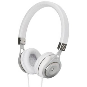 [holiczone] Scosche rh600w Realm On - Ear Headphones with tapLINE III - Retail Packaging -/227405