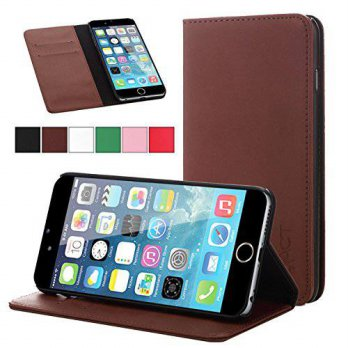 [holiczone] iPhone 6 Case - Exact Apple iPhone 6 4.7 Case [BillFOLD Series] - PU Leather W/230916