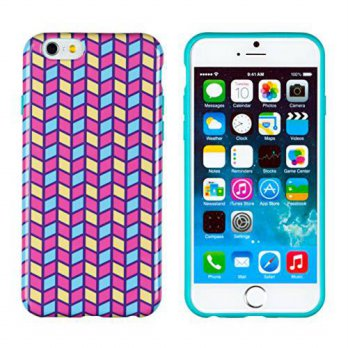 [holiczone] iPhone 6 Case, DandyCase PERFECT PATTERN *No Chip/No Peel* Flexible Slim Case /178259