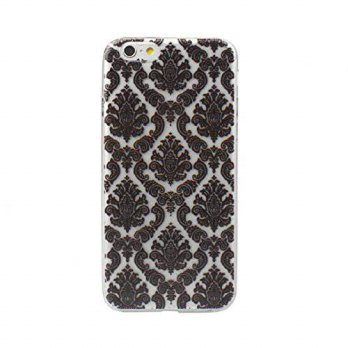 [holiczone] Bestpriceam for Iphone 6 Plus Case Carved Damask Vintage TPU Case Cover for Ip/179275