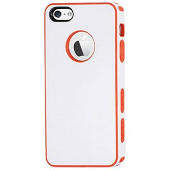 [holiczone] Reiko Portable (Light) Protector Cover Pc Plus Tpu for iPhone 5 - Retail Packa/185829