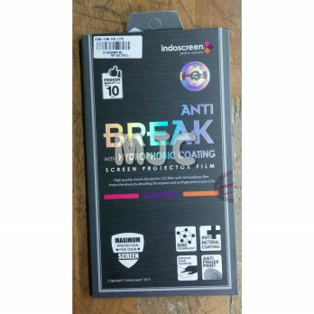 HIKARU ANTI BREAK Huawei P8 Lite Anti Shock INDOSCREEN Bukan Anti Gores Biasa