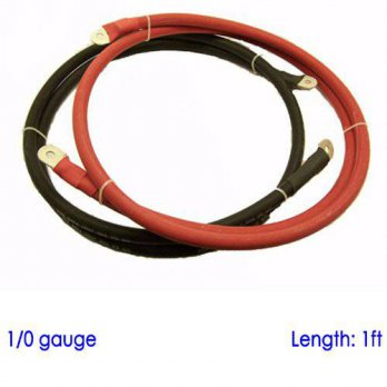[macyskorea] Advance MCS Electronics Battery Cable with 3/8 and 5/16 Lugs for Power Invert/12378163
