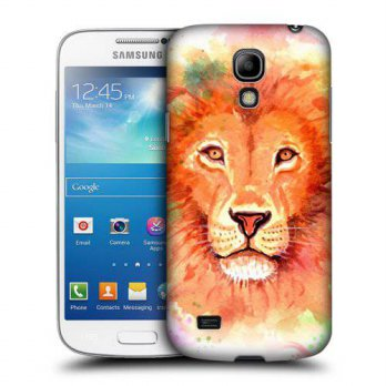 [holiczone] Head Case Designs Lion Watercoloured Animals Protective Snap-on Hard Back Case/199138