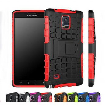 [holiczone] Newplus Galaxy Note 4 Case, NewPlus(TM) Heavy Duty Rugged Dual Layer Protectiv/202366