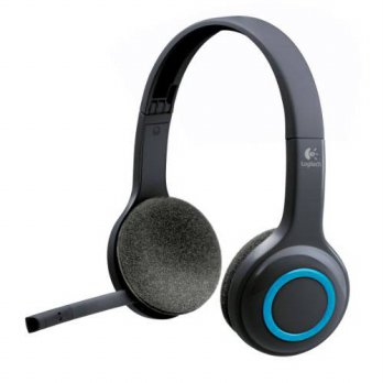 [holiczone] Logitech Wireless Headset H600 Over-The-Head Design/213864