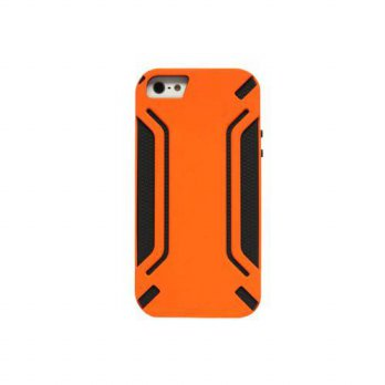 [holiczone] Cellet Armor Guard Case for Apple iPhone 5 - Orange/Black/215727
