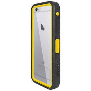 [holiczone] Amzer Crusta Rugged Embedded Tempered Glass Case with Belt Clip Holster for iP/220307