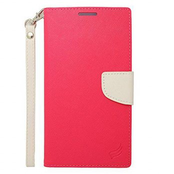 [holiczone] Eagle Cell PU Leather for Samsung Galaxy Mega 2/G750 - Retail Packaging - Pink/225010