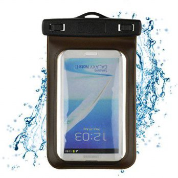 [holiczone] Vangoddy SumacLife Waterproof Bag Dry Pouch Case for Apple iPhone 6 Plus / App/226346