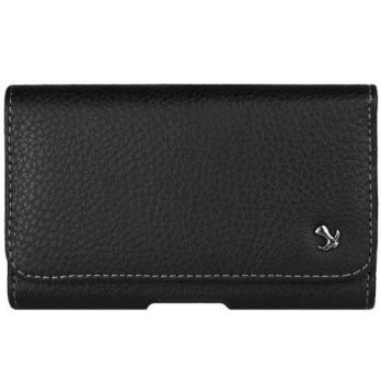 [holiczone] DWLux Premium Faux Leather Carrying Case for Kyocera Hydro Life / Icon / VIBE/230878