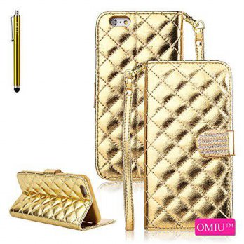 [holiczone] iPhone 6S Plus Case,iPhone 6 Plus Case, OMIU(TM) [Glitter Bling Crystal Glossy/145225
