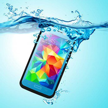 [holiczone] IThrough Galaxy S5 Waterproof Case, iThrough Waterproof, Dust Proof, Snow Proo/156807