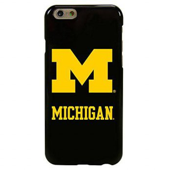 [holiczone] Guard Dog Michigan Wolverines Case for iPhone 6 - Black/156932