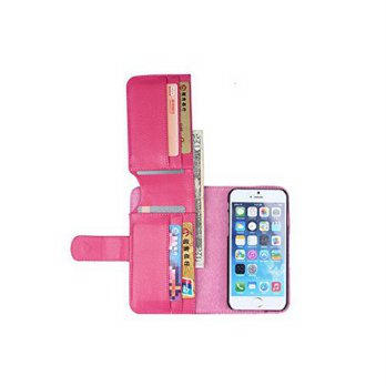 [holiczone] Wallet Case for iPhone 6/6S,Turpro PU Leather Flip Purse Wallet Case with 7 Cr/157870