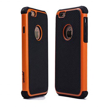 [holiczone] Splendid Case Splendid(TM), iPhone 6/6s turtlebox case, iPhone 6/6s orange bum/152270