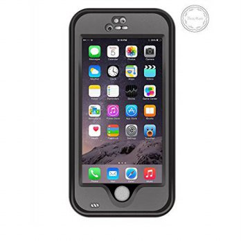 [holiczone] iPhone 6 Waterproof Case, Bessmate (TM) iPhone 6 Underwater Protection Cover W/155953