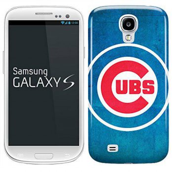 [holiczone] Limited Editions Samsung Galaxy S4 Hard Case Cover - Sports team Chicago Cubs /187852