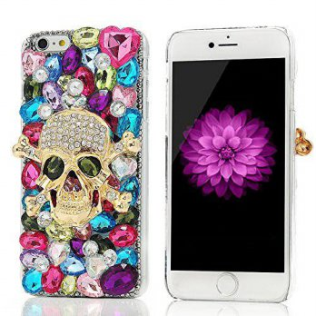 [holiczone] Mavis`s Diary Iphone 6 Plus Case - Maviss Diary 3D Handmade Luxury Colorful Sh/189397