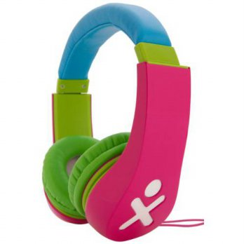 [holiczone] XO XO-HP-10 Kids Safe Headphone for all Tablet and Audio Devices/189931