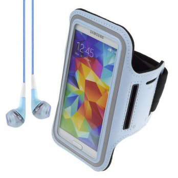 [holiczone] Sumaccn Deluxe Good Quality Workout Running Armband for Samsung Galaxy S4 and /194709