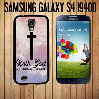[holiczone] Generic God Cross Religious Quote Custom made Case/Cover/skin FOR Samsung Gala/193089