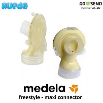 [Ready] Medela Maxi Swing, Freestyle Connector SparePart Pompa ASI