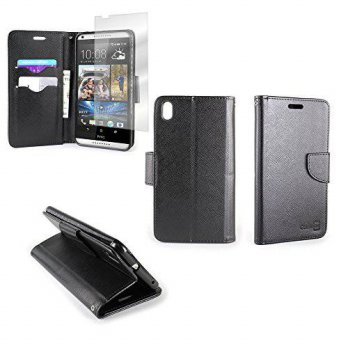 [holiczone] CoverON for HTC Desire 816 Flip Cover Wallet Pouch Phone Case (CarryAll Series/196706