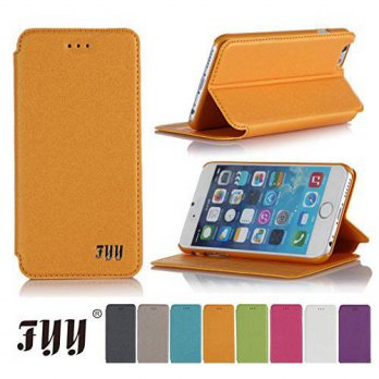 [holiczone] iPhone 6 Case, FYY Ultra Slim Cover Case for iPhone 6 (4.7 inch screen) Yellow/196801