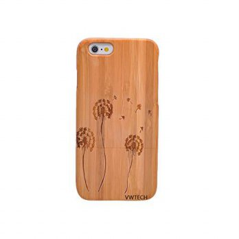 [holiczone] VWTECH XIKEZAN iPhone 6/6S 4.7inch Wooden case Genuine Handmade Natural Wood B/198328