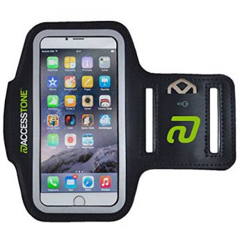 [holiczone] Access Tone AccessTone Water Resistant Sports Armband with Key Holder for iPho/201863