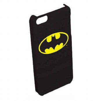 [holiczone] Fruwt SHP-IP5-BM1 Batman Logo Case for iPhone 5 - 1 Pack - Retail Packaging - /204196