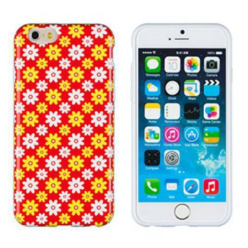 [holiczone] iPhone 6 Case, DandyCase PERFECT PATTERN *No Chip/No Peel* Flexible Slim Case /208565