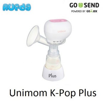 (Best Seller) Unimom K-Pop Plus, Rechargeable Portable Electric Breastpump