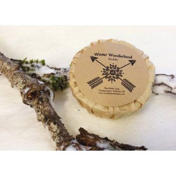 [holiczone] Wooly Beast Winter Wonderland - 3.5oz Shea Butter Soap (Set of 2)/214340