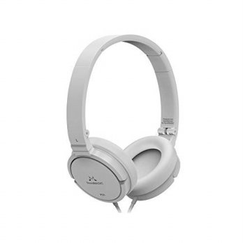 [holiczone] SoundMAGIC P21 Foldable On-Ear Headphones - White/217575