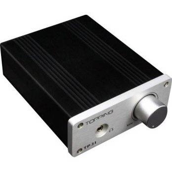 [holiczone] Topping TOPPING TP21 Class T Digital Mini Amplifier with Headphone 25 WPC/219304