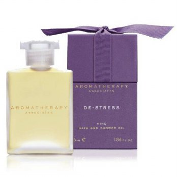 [holiczone] Aromatherapy Associates De-Stress Mind Bath & Shower Oil-1.86 oz./236894