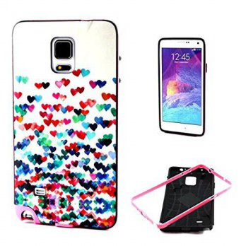 [holiczone] Case For Galaxy Note 4,Not 4 Case,Note 4 Hard Case,Note 4 Case Cover,Candywe C/229080